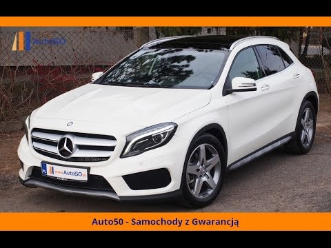 mercedes benz gla klasa 250 211km 4matic 4x4 amg panorama. Black Bedroom Furniture Sets. Home Design Ideas