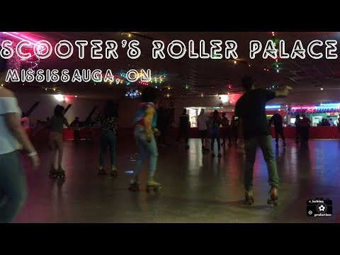 Scooter's Roller Palace - Mississauga ON