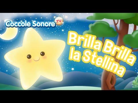 Brilla Brilla la Stellina - Nursery rhimes for children by Coccole Sonore