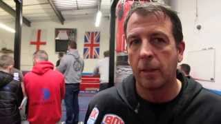 JOE GALLAGHER SAYS LIAM SMITH'S WORLD TITLE SHOT IS 'UNEXPECTED RATHER THAN DESERVED' / WORLD WAR 3