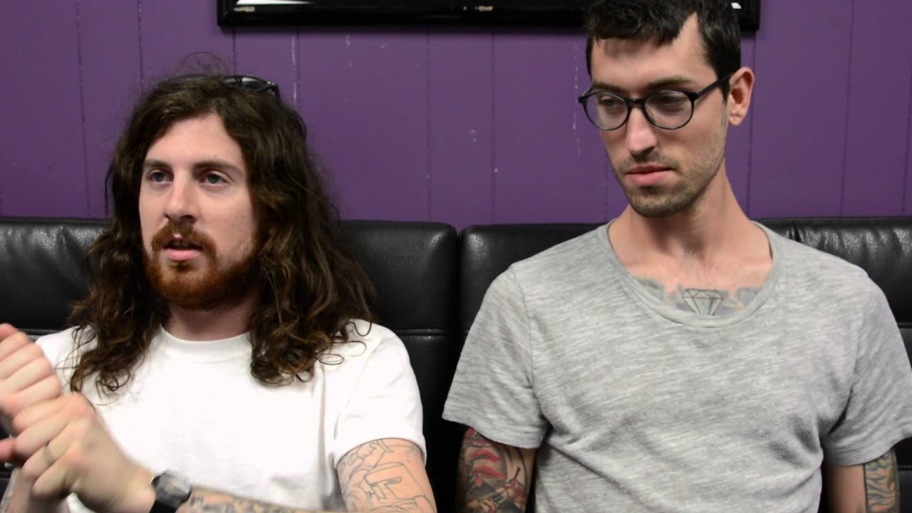 MOST EXTREME: Video Interview with The Devil Wears Prada's Jeremy DePoyster and Andy Trick (ME0