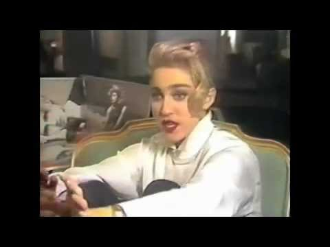 Madonna  Making of The Virgin Tour