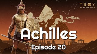 Trading Territories Like M๐nopoly | Total War Troy Legendary Achilles Let's Play E20