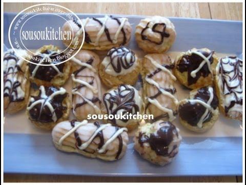 recette-de-choux-à-la-crème-et-eclairs-au-chocolat/cream-puffs-and-chocolate-eclairs
