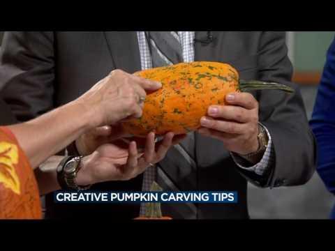 Lisa Briggs has tips, tricks for decorating pumpkins
