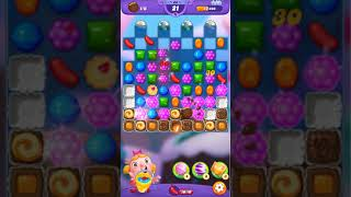 Candy Crush Friends Saga Level 68 - No Boosters