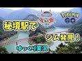 【ポケモンGO】ローカル線 秘境駅でジム発見【ゆっくり実況】