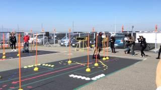 DRIVING KIDS FES. in OSAKA 2015年3月28日(土) 泉大津フェニックス ウ...