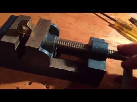 Lathe Lock Nut - Final Attempt