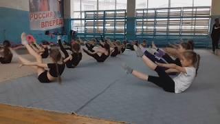 Художественная гимнастика \ тренировки
