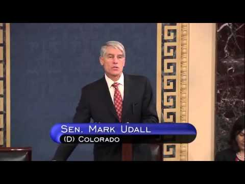 Udall Speaks on Senate Intelligence Committee Study, His Work to Hold CIA Accountable 1