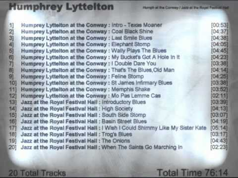 Humphrey Lyttelton and his Band 1954 Basin Street Blues (Live)
