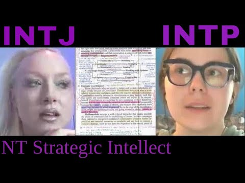 KEIRSEY: The Strategic Intellect Of Rationals (Promethean NTs) In Please Understand Me 2