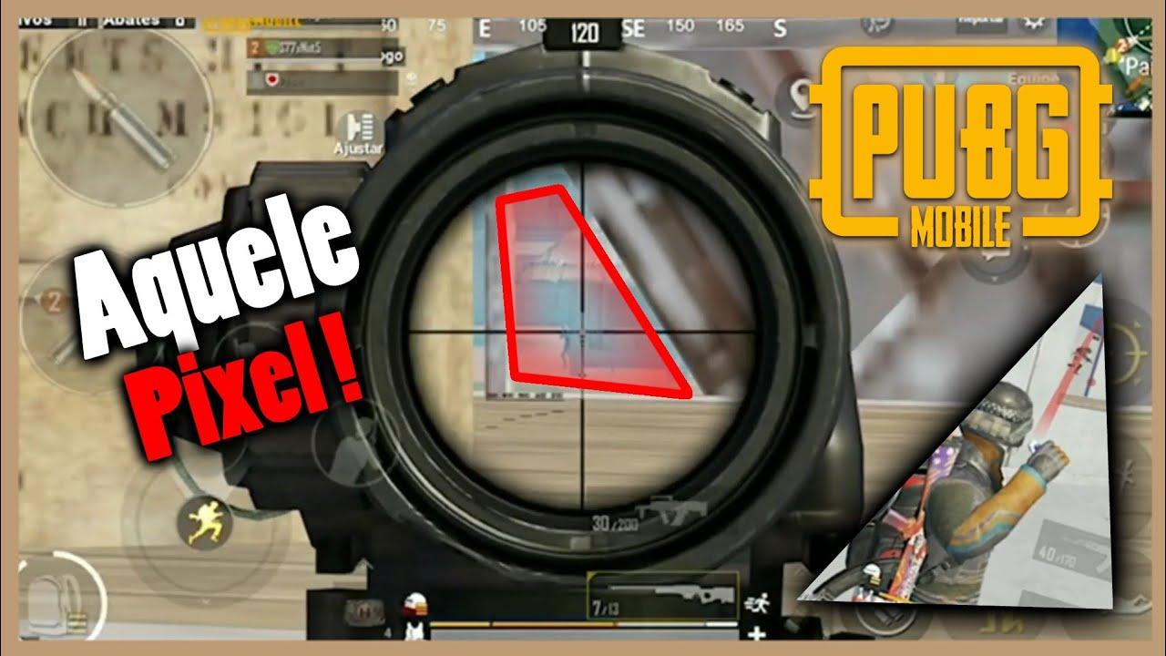 O Pixel que o Inimigo não Espera | PUBG Mobile
