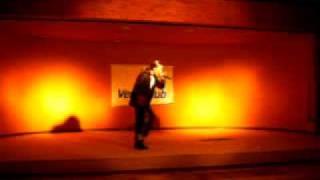 Michael Jackson - Billie Jean Luca de Nigro FENOMENO Pian dei Mucini 2009