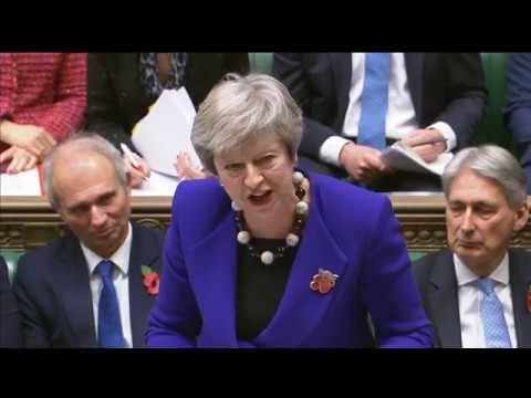 Prime Minister's Questions: 31 October 2018