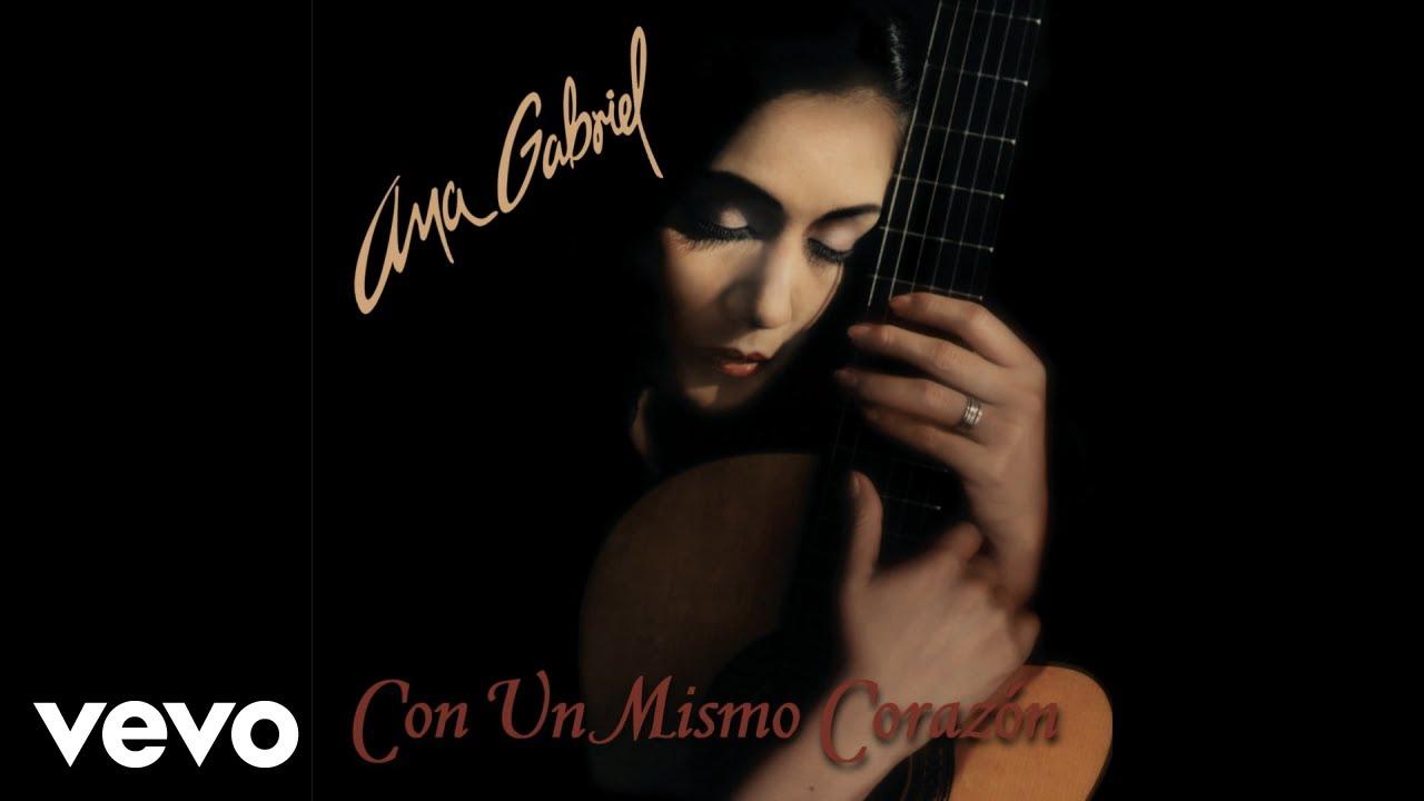 Ana Gabriel - Me Equivoqué Contigo (Cover Audio)