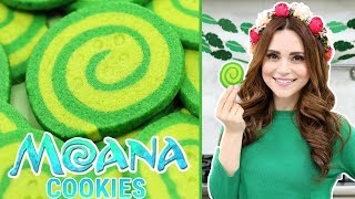 MOANA HEART OF TE FITI COOKIES - NERDY NUMMIES
