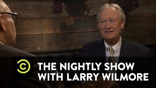 The Nightly Show - Soul Food Sit-Down - Lincoln Chafee