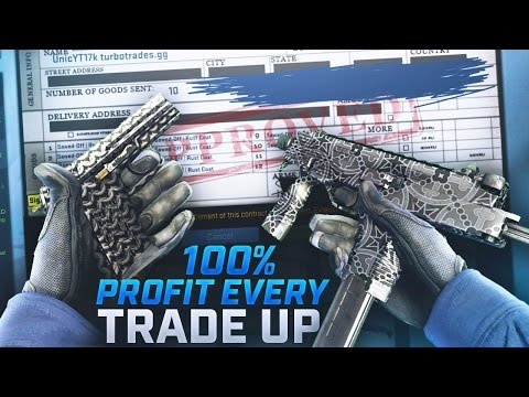 CS:GO - EASY 100% PROFIT TRADEUP CONTRACT UNDER $5 #36