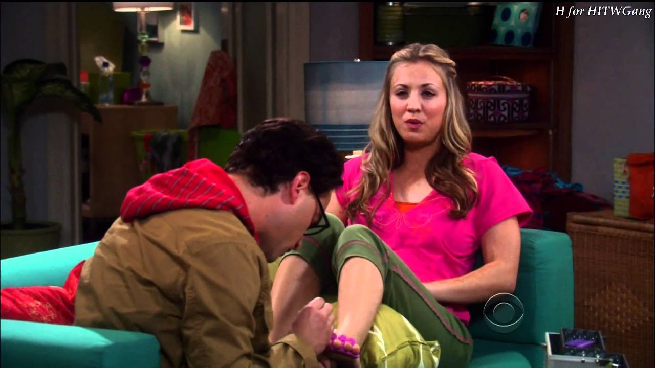 Kaley Cuoco Toes And Soles Mp4 Youtube