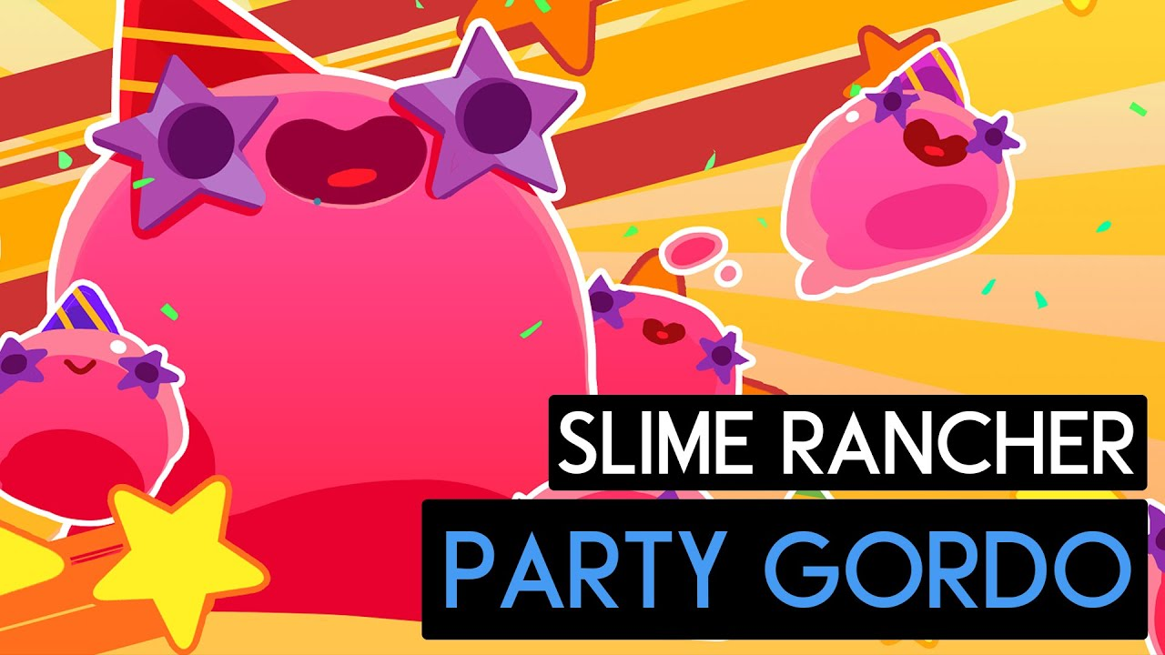 Slime Rancher Christmas 2020 Location of the Party Gordo (September 4   6 2020) in Slime