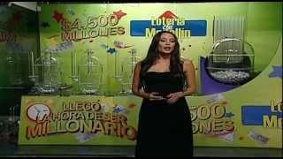 Sorteo de la Lotería de Medellín número 4238 - 3/10/2014