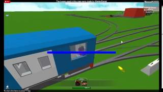 Lets Play ROBLOX #0031 Subway Driver hat Subway Update Beta 0.2 2