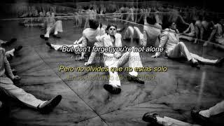 King Krule - Alone, Omen 3 lyrics (Sub. Español)