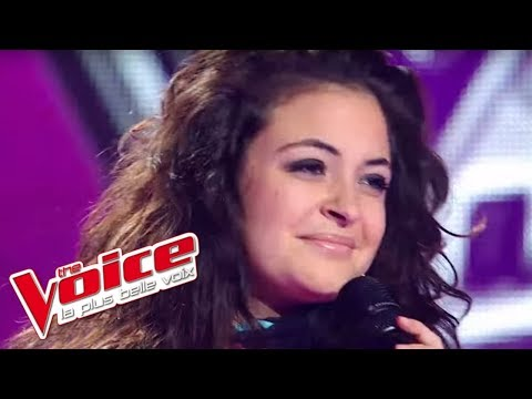 The Voice 2012 | Stéphanie Lamia - Donne moi le temps (Jenifer) | Blind Audition