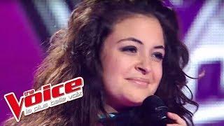 Jenifer - Donne-moi le temps | Stéphanie Lamia | The Voice France 2012 | Blind Audition