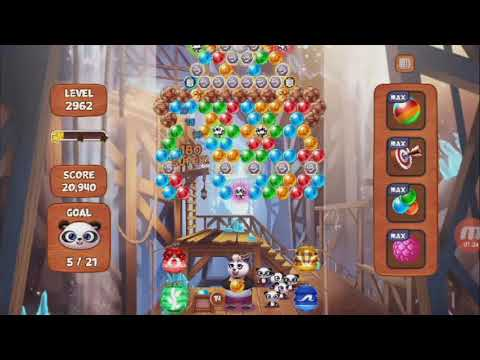 Panda Pop- Level 2962
