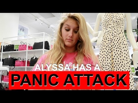 ALYSSA HAS A PANIC ATTACK  Day 3