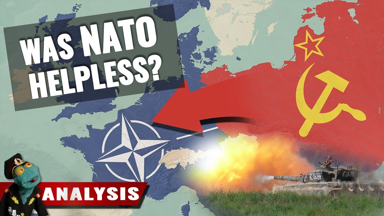 1980: could NATO stop a Soviet tank rush in Europe?
