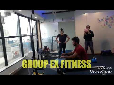 GROUP EX FITNESS - BANGALORE - INDIA