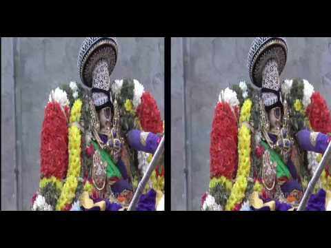Srirangam Vedupari first ever 3D video 15.01.2017