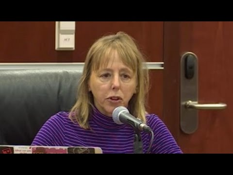 The People's Tribunal on the Iraq War, Day One: Medea Benjamin