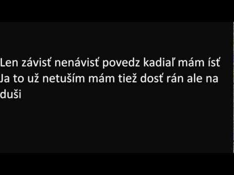 Szidi Tobias- Chlap Z Kríža (text)