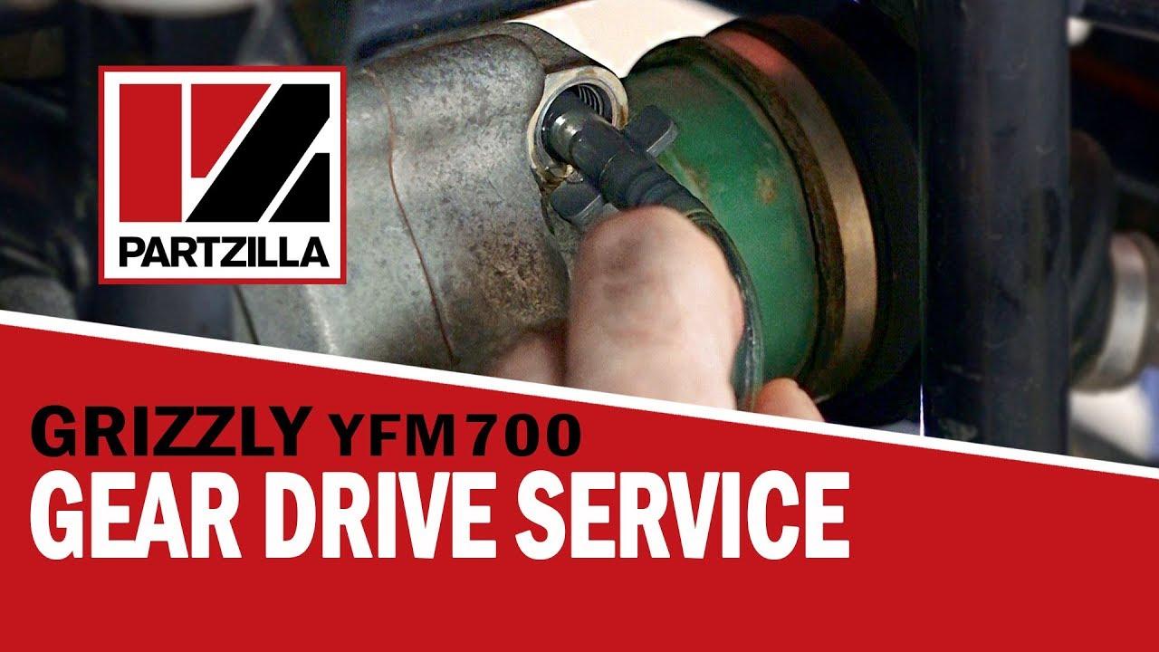 Yamaha Kodiak 700 YFM700 2016-2018 Rear Wheel Bearing