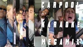 Carpool Karaoke Megamix