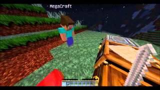 MineCraft aventure suivi: Vue de Jordann62