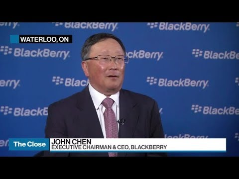 BlackBerry's Chen: We need to do a better job pursuing new business lines
