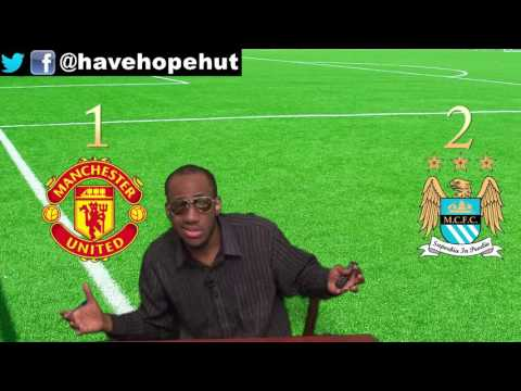 Manchester United vs Manchester City Post Match Analysis Review 1 2