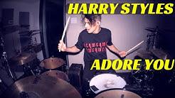 Harry Styles - Adore You | Matt McGuire Drum Cover