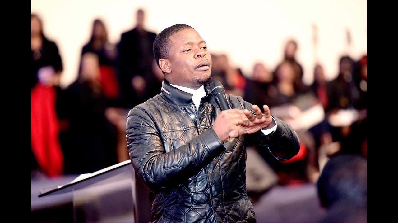 TUSHIYA Anointing~The Hidden Secret Wisdom of God | Prophet Shepherd Bushiri