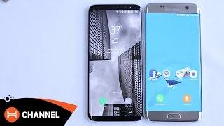 So sánh Galaxy S8 vs Galaxy S7 Edge: Có nên nâng cấp?