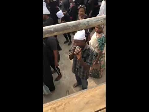 Download Ebira Women Singing a memorable song in remembrance of late Yusuf Otaru, Custodian Of Aneku Sementy