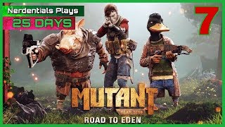 Mutant Year Zero | Xbox Game Pass | 25 Days of Game Pass
