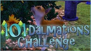 A Sassy Stray Named Vinegar • Sims 3: 101 Dalmatians Challenge  - Episode #95