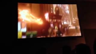 MAX REACTS: Ken Street Fighter 5 Trailer